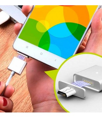Cabo Magnetico USB 2.0 /...