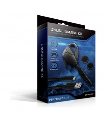Gioteck PS4 Online Gaming Kit