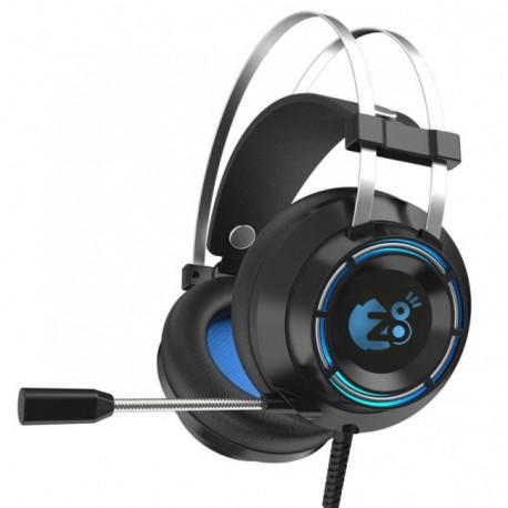 Auscultadores Gaming M06 Virtual 7.1 compativel com PC