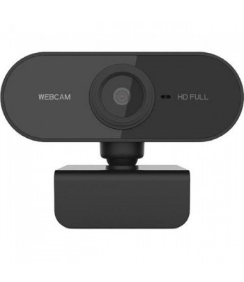 Webcam Full HD 1080p c/ Microfone