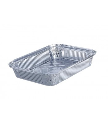 Take Away Embalagem de Alumínio Rectangular 1500ml (800 uds)