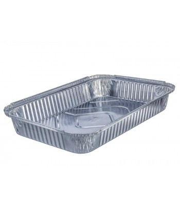 Take Away Embalagem de Alumínio Rectangular 2200ml (400 uds)