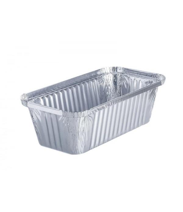 Take Away Embalagem de Alumínio Rectangular 685ml (500 uds)