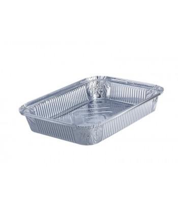 Take Away Embalagem de Alumínio Rectangular 1125ml (1000 uds