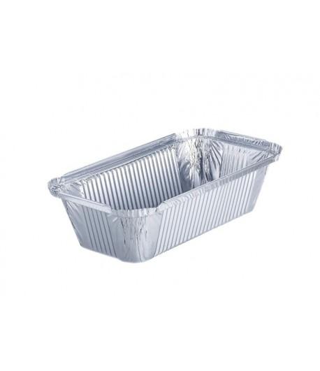 Take Away Embalagem de Alumínio Rectangular 1000ml (1000 uds