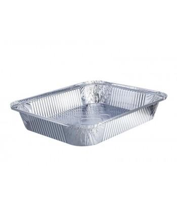 Take Away Embalagem de Alumínio Rectangular 3240ml (300 uds)