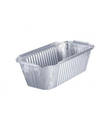 Take Away Embalagem de Alumínio Rectangular 1500ml (500 uds)