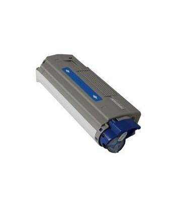 Toner Compatível Oki C5850 / 5950 / MC560 Azul (43865723)