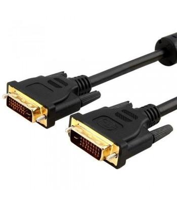 DVI-D to DVI-D (24+1) cabo preto 3.0 M