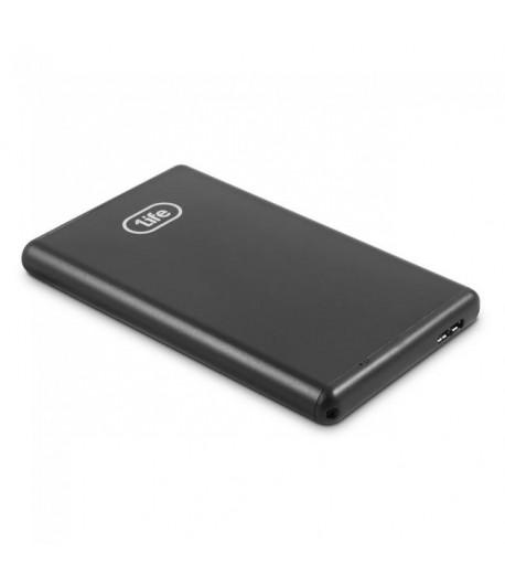 """Caixa Externa USB 3.0  2.5"""" SSD/HDD 1 Life"""