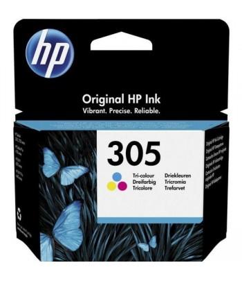 Tinteiro Oiginal HP 305 Tricolor (3YM63AE)