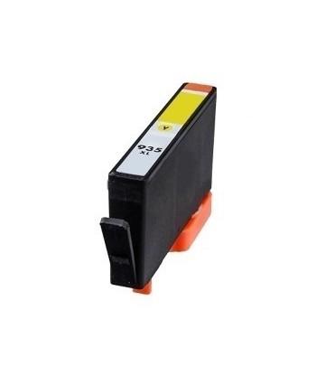 Tinteiro Compatível HP 935 XL (C2P26AE) - Amarelo