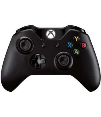Microsoft Wireless Controller Black Xbox One
