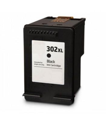Tinteiro Reciclado HP 302 XL V2 Preto (F6U68AE)