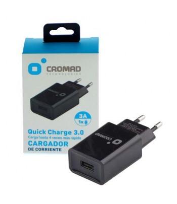 Carregador USB  3.0 Quick Charge