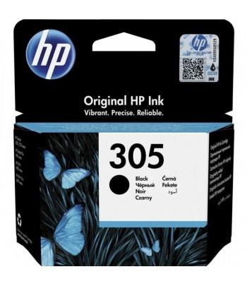 Tinteiro Oiginal HP 305 Preto (3YM61AE)