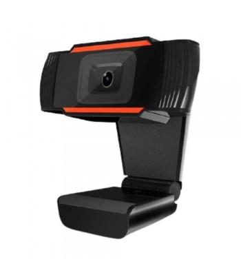 Webcam HD 1280x720 com Microfone
