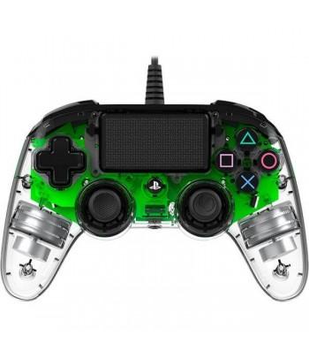 comando-nacon-wired-compact-controller-green-transparente