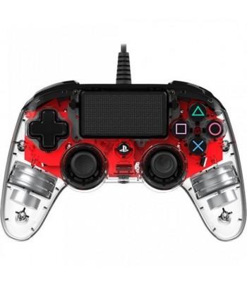 comando-nacon-wired-compact-controller-red-transparente
