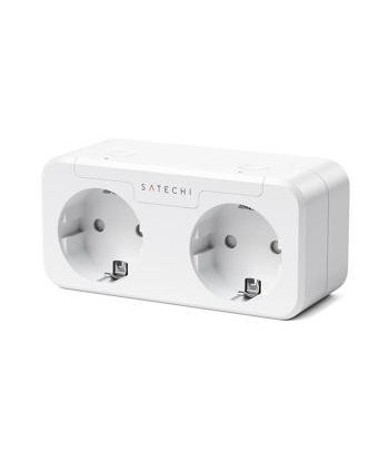 Satechi - Dual Smart Outlet...