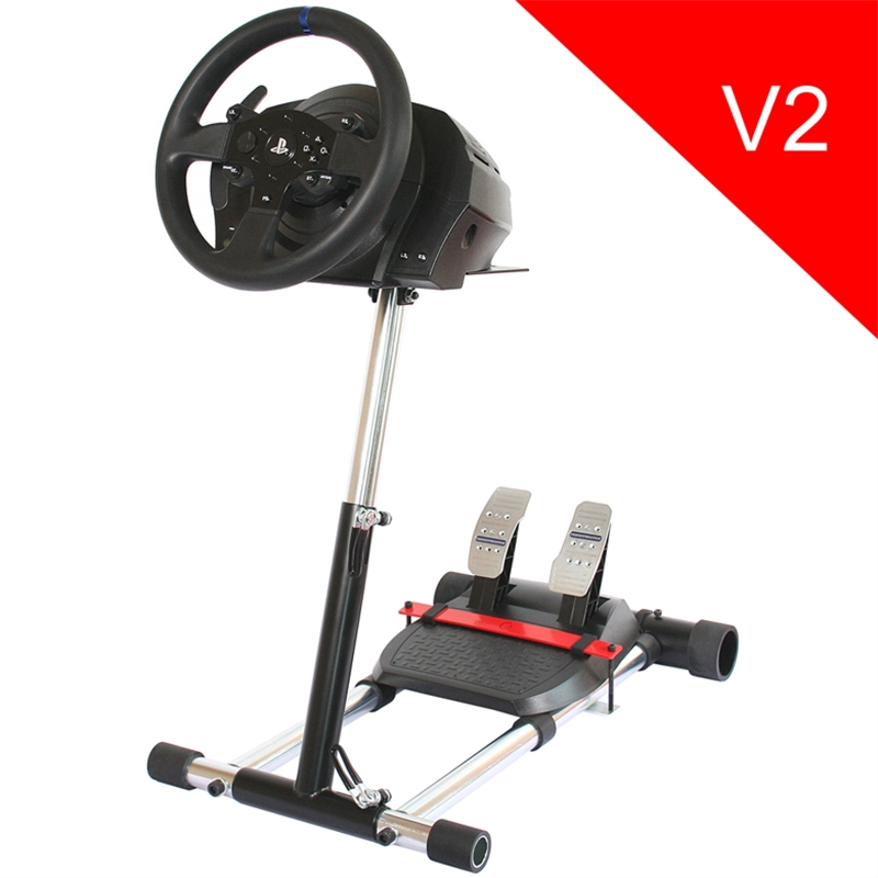 wheel stand pro thrustmaster t300rs tx racing deluxe v2 cockpits suportes wheel stand pro. Black Bedroom Furniture Sets. Home Design Ideas