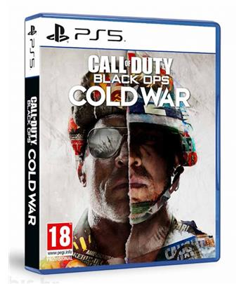 Jogo Call of Duty: Black Ops Cold War PS5