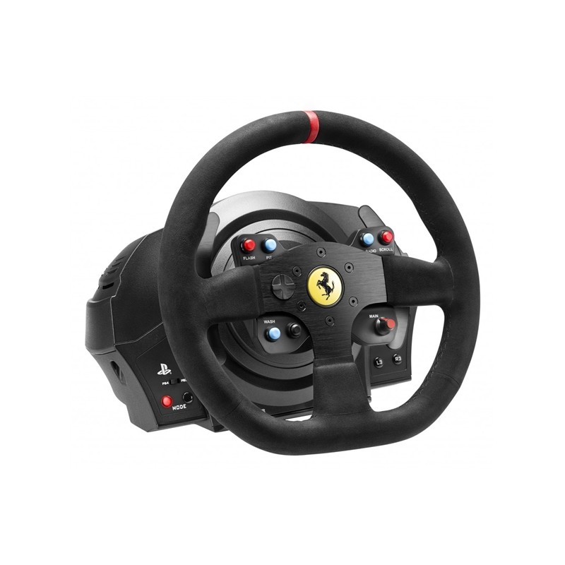 volante thrustmaster t300 ferrari integral alcantara edition consolas sony playstation 4. Black Bedroom Furniture Sets. Home Design Ideas
