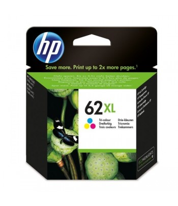 Tinteiro ORIGINAL HP 62 XL...