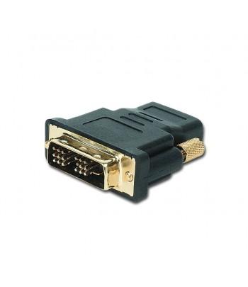 Adaptador HDMI Femea / DVI...