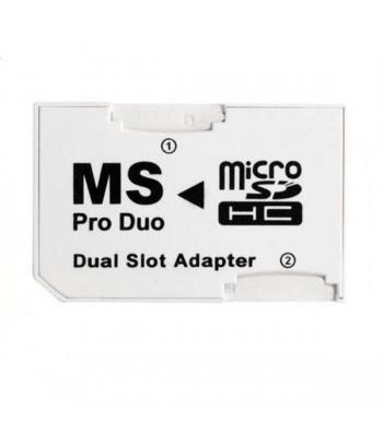 Adaptador Duplo de Micro-SD...