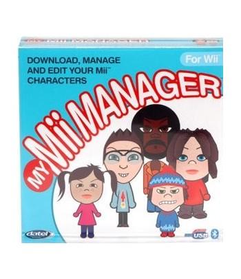MII Manager para Nintendo...