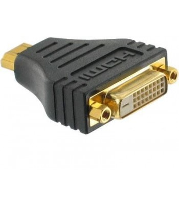 Adaptador HDMI / DVI...