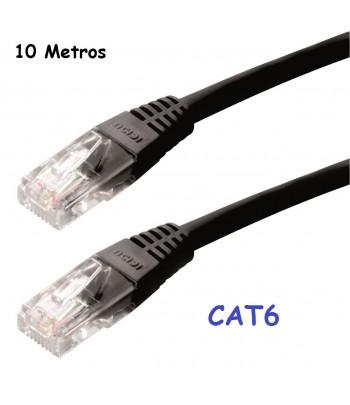 CABO DE REDE COM 10MT CAT6