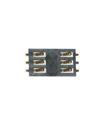 Power conector SIM para...