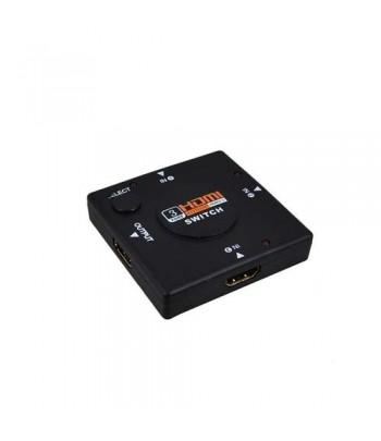 Switch 3 Portas HDMI...