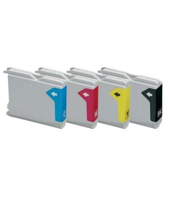 Rolos de papel térmico 57x40x11 - Pack 10 - 6498