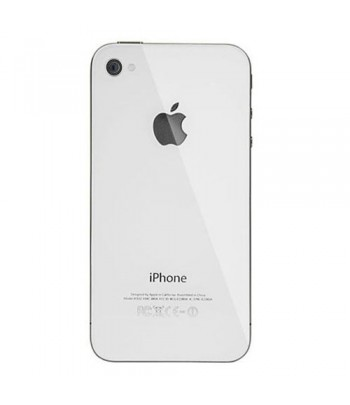 Backcover white para iPhone...