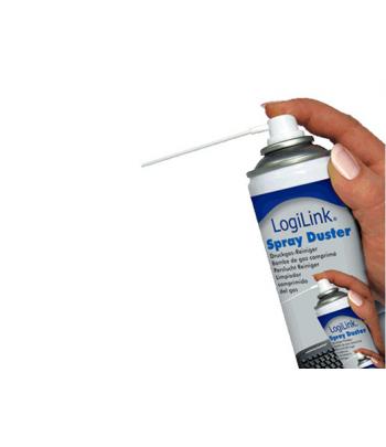 Lata de Spray de Ar...