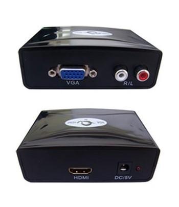 Conversor de VGA para HDMI...