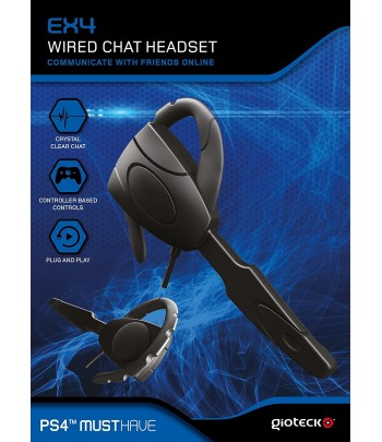 Gioteck EX4 Wired Chat...