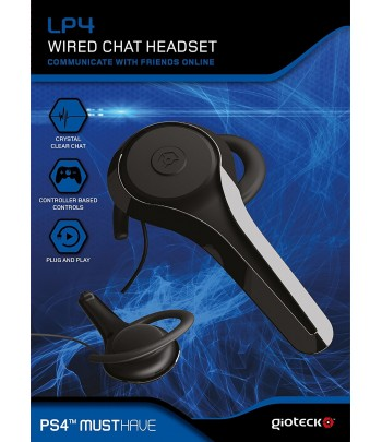 Gioteck LP4 Wired Chat...