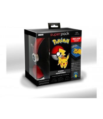 PowerA Superpack Pokemon...