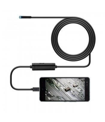 Camera Endoscópica USB para...