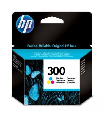 Tinteiro Original HP 300 Cores