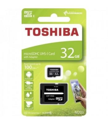 Toshiba micro SDHC 32GB...
